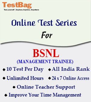 BSNL-MANAGEMENT-TRAINEE