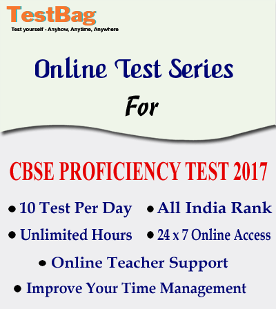 CBSE-PROFICIENCY-TEST