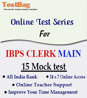IBPS-CLERK-MAIN-MOCK-TEST