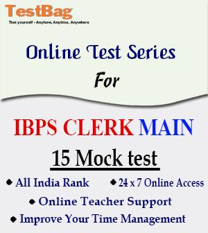 IBPS-CLERK-MAIN-MOCK-TEST
