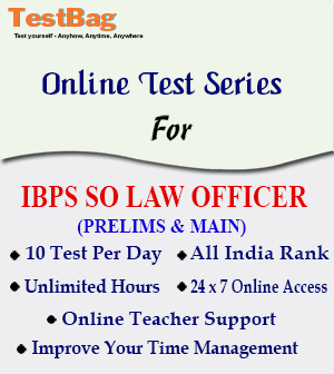 IBPS-LAW-OFFICER
