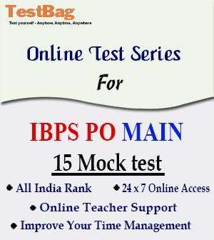 IBPS-PO-MAIN-MOCK-TEST
