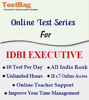 IDBI-EXECUTIVE