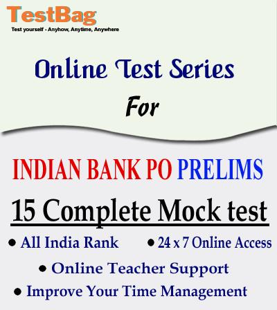 INDIAN-BANK-PO-PRELIMS-MOCK-TEST