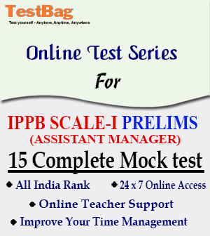IPPB-SCALE-I-AM-PRELIMS-MOCK-TEST
