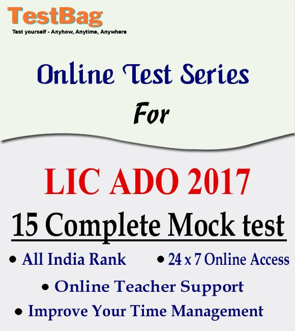 LIC-ADO-MOCK-TEST