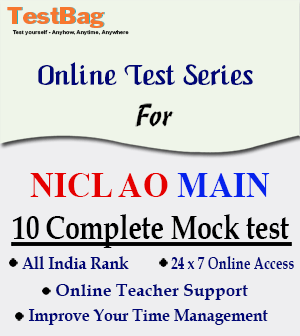 NICL-AO-MAINS-MOCK-TEST