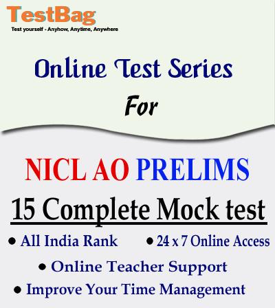 NICL-AO-PRELIMS-MOCK-TEST