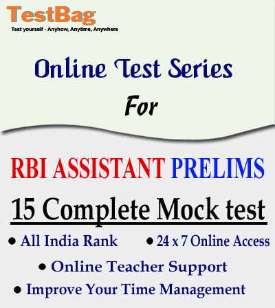RBI-ASSISTANT-PRELIMS-MOCK-TEST