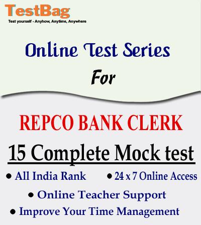 REPCO-BANK-CLERK-MOCK-TEST