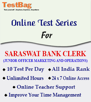 SARASWAT-BANK-CLERK
