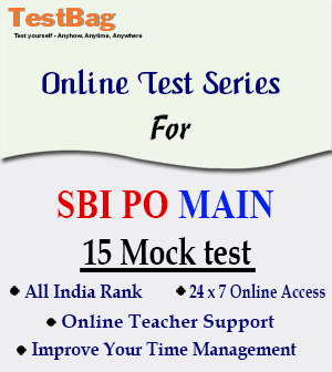 SBI-PO-MAIN-MOCK-TEST