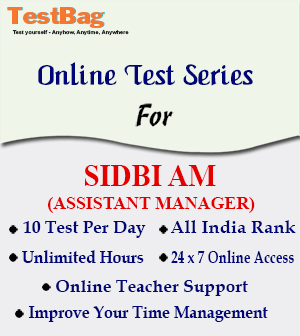 SIDBI-ASSISTANT-MANAGER-GRADE-A