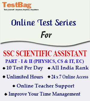 SSC-SCIENTIFIC-ASSISTANT